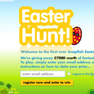 Snapfish Easter Hunt – 2006