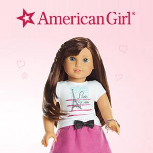 American Girl Contest
